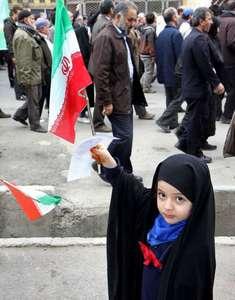 راهپیمایی یوم الله 22 بهمن در خرم آباد