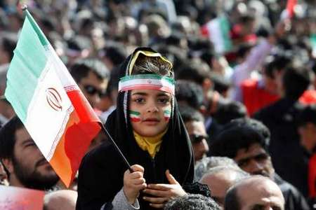 راهپیمایی یوم الله 22 بهمن در شهرکرد
