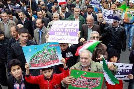 راهپیمایی یوم الله 22 بهمن در نوشهر