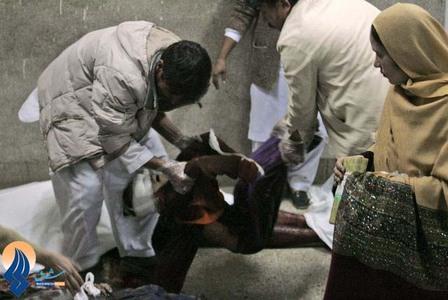 وقوع انفجار در بازاری در محله شیعهنشین شهر کویته پاکستان حداقل 55 کشته و 200 زخمی بر جای گذاشت.