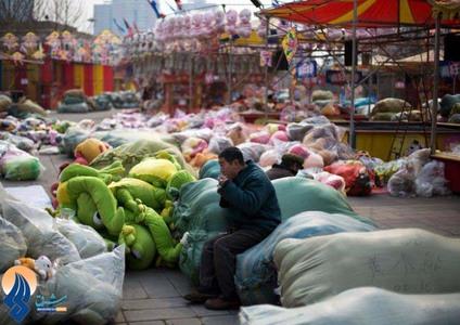 پایان جشنهای سال نو چینی