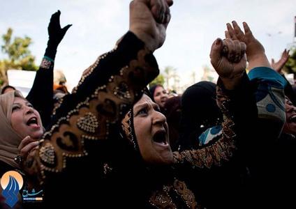 اعتصاب سراسری ضد دولتی مردم مصر