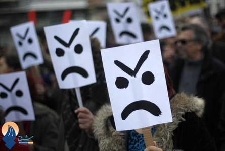 تظاهرات سراسری مردم پرتغال علیه اقدامات ریاضت اقتصادی دولت _ لیسبون