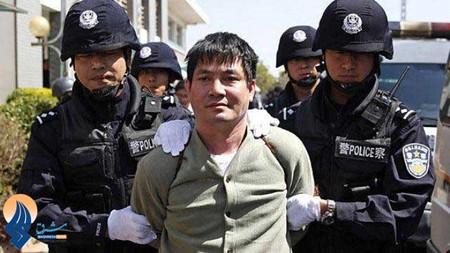 برای اولین بار دولت چین تصویر چهره فردی که به جرم قاچاق مواد مخدر به اعدام محکوم شده بود را منتشر کرد