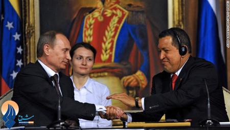 دیدار او با پوتین در مسکو _ 2004