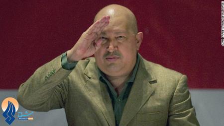 از آخرین عکسهای چاوز