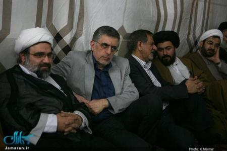 غلامحسین کرباسچی دبیرکل حزب کارگزاران سازندگی