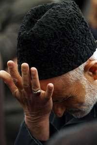 عزاداری شهادت حضرت فاطمه سلام الله علیه در شهرکرد
