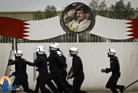 یورش نیروهای آلخلیفه به دانشآموزان یک دبیرستان پسرانه _ بحرین