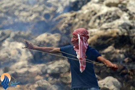 خشم جوانان فلسطینی از ادامه شهرک سازی اشغالگران در اراضی فلسطینی