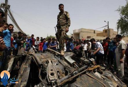 11کشته و 18 زخمی در دو انفجار خودروی بمبگذاری شده در شهر صدر _ عراق