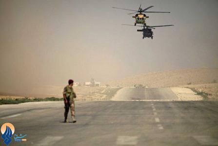 برگزاری مانور مشترک نظامی سه کشور عراق،لبنان و اردن در منطقه زرقا _ اردن