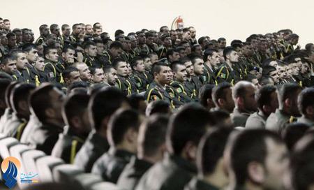 مراسم واگذاری رسمی رهبری کل عملیاتهای نظامی در افغانستان به نیروهای امنیتی افغان از سوی ناتو