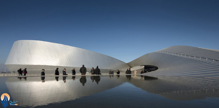 ساختمان جدید آکواریوم ملی دانمارک