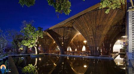 رستوران هتلی در ویتنام