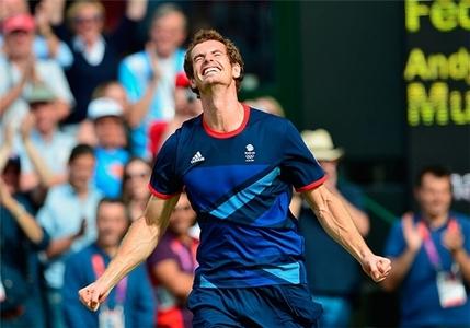 قهرمانی اندی ماری در مسابقات تنیس مردان و خوشحالی زاید الوصف این تنیسور بریتانیایی