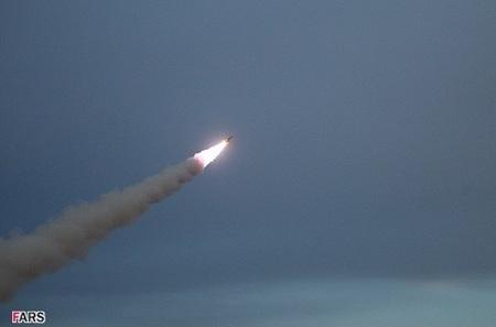 سامانه موشکی «قادر»