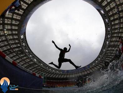 رقابت دو 3000 متر در مسابقات جهانی مسکو