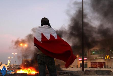 تظاهرات ضد حکومتی جوانان بحرینی در شهر مالکیا