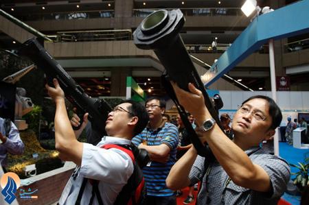 نمایشگاه فناوریهای نظامی _ تایوان