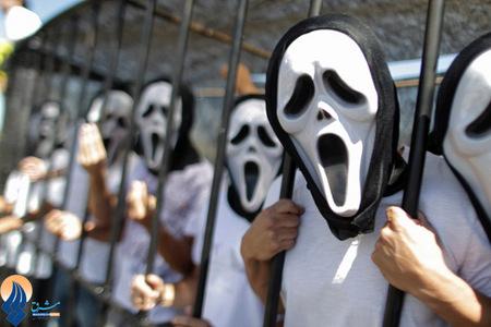 اعتراض عجیب ماموران پلیس برزیل نسبت به میزان دستمزهای خود
