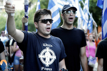 اعتراض یونانیها مقابل سفارت ترکیه نسبت به افتتاح یک موزه با نام آتاتورک در شهر تسانولیکی -یونان