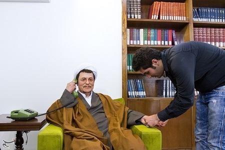 مجسمه آیتالله هاشمی رفسنجانی رئیس مجمع تشخیص مصلحت نظام صبح پنجشنبه چهارشنبه در موزه شهید بهشتی تهران رونمایی شد.