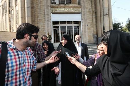 احضار فاطمه هاشمی به دادسرای عمومی و انقلاب تهران