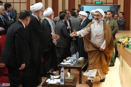تودیع و معارفه رئیس سازمان بازرسی کل کشور
