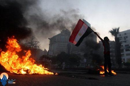 درگیریهای روز جمعه در قاهره
