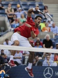 دیدار جوکوویچ با مارسل در دور چهارم تنیس نیویورک