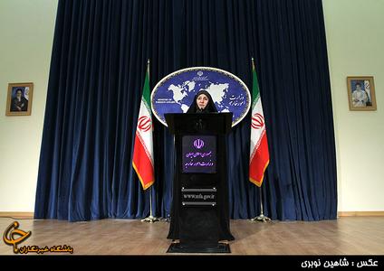 اولين نشست خبری سخنگوی جدید وزارت خارجه