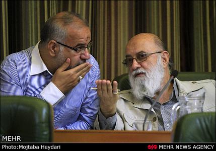حاشیههای جلسه امروز شورای شهر
