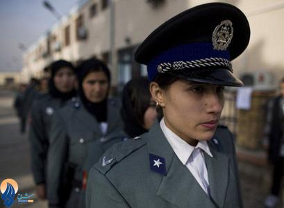 دانشگاه افسری پلیس  زنان افغانستان _ کابل