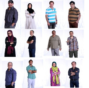 عکس+بازیگران+طنز+ایران