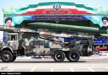 موشک زلزال-1 - تهران