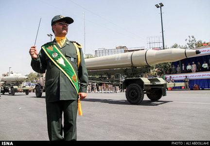 موشک شهاب 2 - مشهد