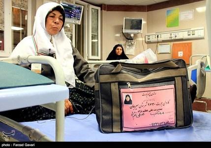 مهتاب صفی نژاد یکی از مصدومان سانحه هواپیمایی در کرمان