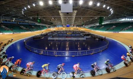 مسابقات دوچرخه سواری منچستر _ انگلیس