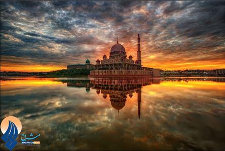 مسجد پوترا - مالزی