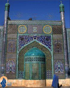 مسجد امام علی (ع) - مزار شریف افغانستان