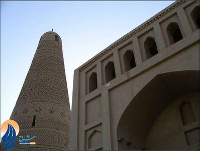 مسجد اویغورهای چین - سینکیانگ