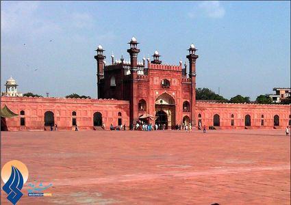 مسجد پادشاهی لاهور - پاکستان