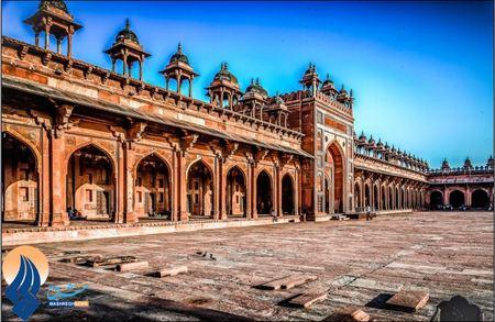 مسجد جامع اوتراپرادش - هند