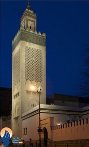 مسجد جامع پاریس