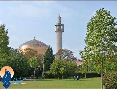 مسجد جامع شهر لندن