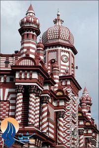 مسجد جامع کلومبو - سریلانکا