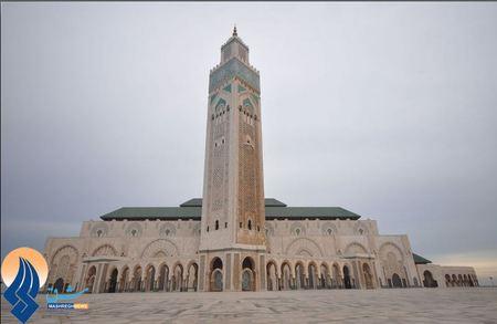مسجد جامع حسن دوم - کازابلانکا مراکش