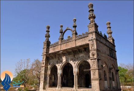 مسجد دامادی - هند
