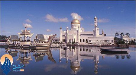 مسجد سلطان عمر سیفالدین - برونئی